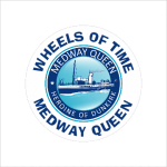 Medway Queen badge