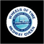 Medway Queen badge