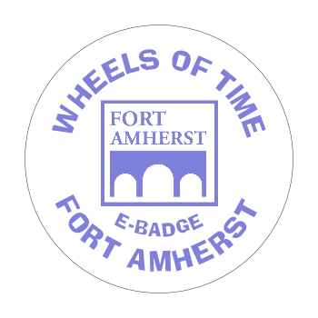 Fort Amherst E-badge