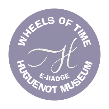 Huguenot Museum E-badge
