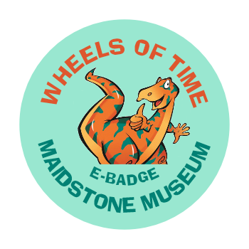 Maidstone Museum e-badge