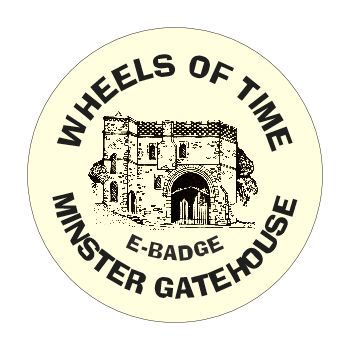 Minster Gatehouse Museum E-badge