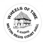 Milton Regis Court Hall E-badge