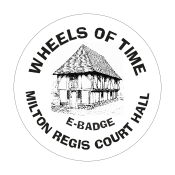 Milton Regis Court Hall E-badge