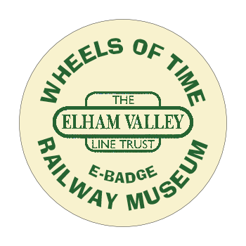 Elham Valley E-badge