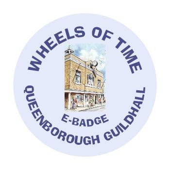 Queenborough Guildhall E-badge