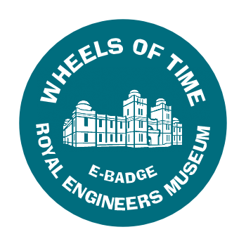 Royal Engineers Museum e-badge