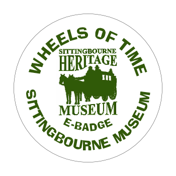 Sittingbourne Heritage Museum e-badge