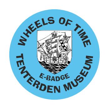 Tenterden Museum E-badge
