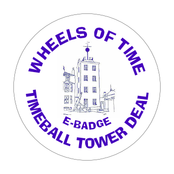 Timeball Tower E-badge