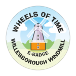 Willesborough Windmill E-badge